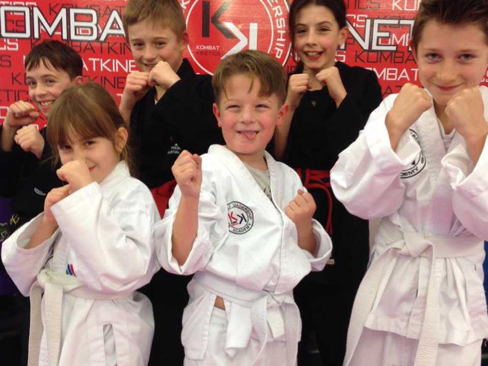 Martial Arts Programmes Derby – Kombat Kinetics – Martial